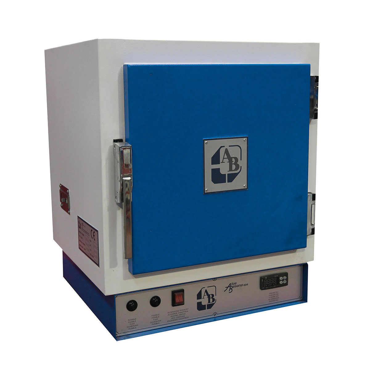 Automatic Enamelling Furnace Mod COMPACT CE With 10