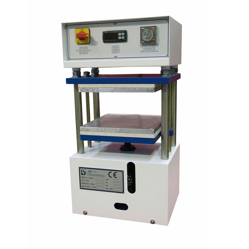 Vulcanizzatore manuale mod. PVM 230 HOBBY CE