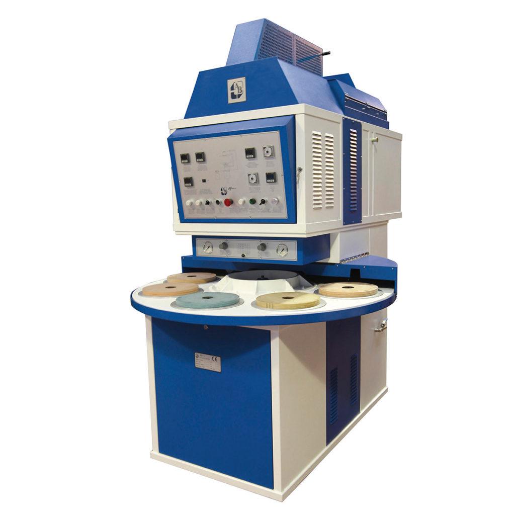 Centrifuga automatica a 8 stazioni mod. TRF8 350 F300 CE Evoluzione a regolazione elettronica