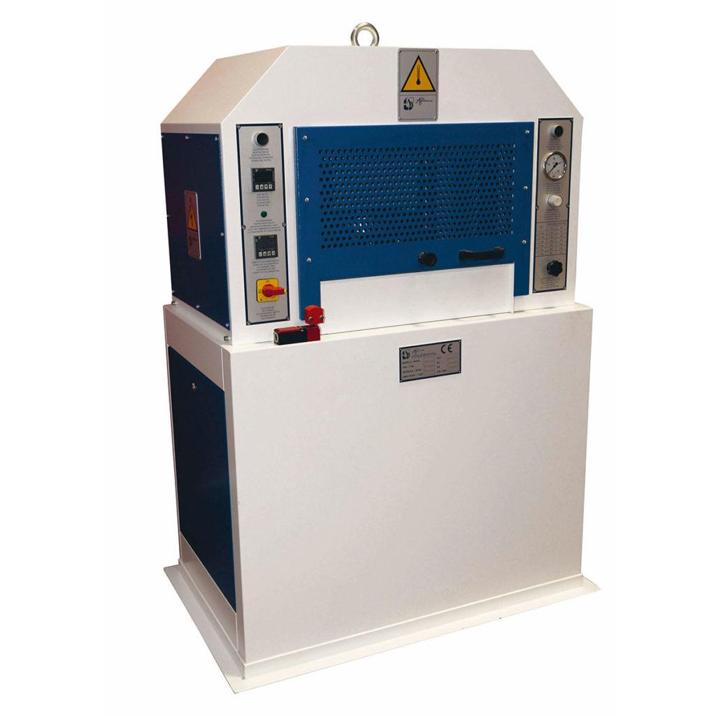 Vulcanizzatore automatico mod. PVA 500 CE Evoluzione