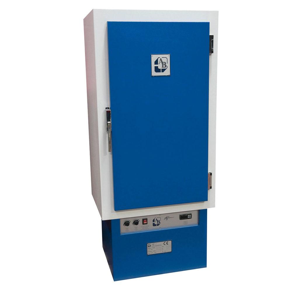 Automatic enamelling furnace mod. MAGNUM MAXI CE with 18 maxi alluminium shelves